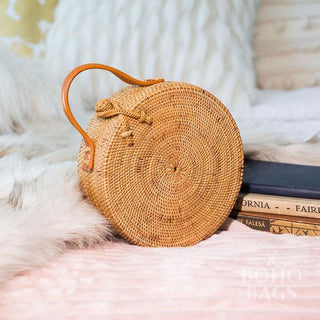 Ata Clutch (Medium) - Moon