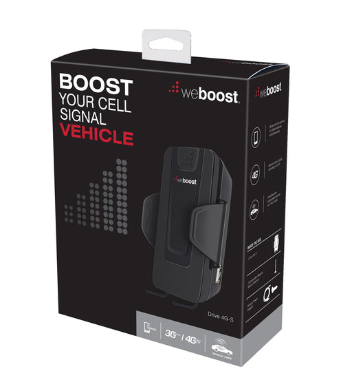 WeBoost 4G-S Drive Kit Signal WeBoost- The Cabin Depot Off-Grid Off Grid Living Solutions Cabin Cottage Camp Solar Panel Water Heater Hunting Fishing Boats RVs Outdoors