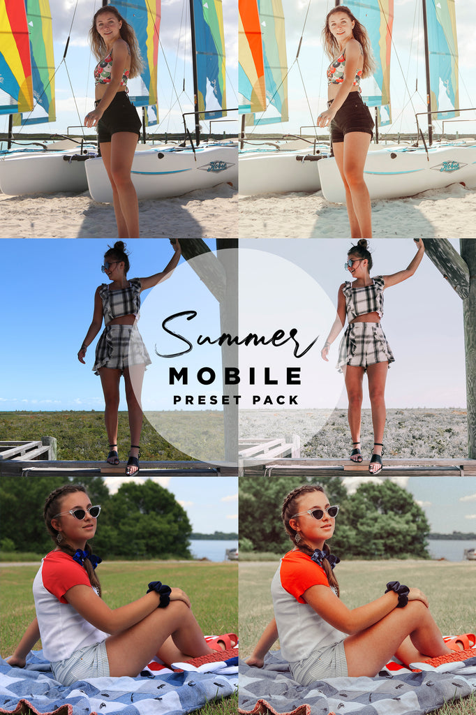 *MOBILE* Summer Collection