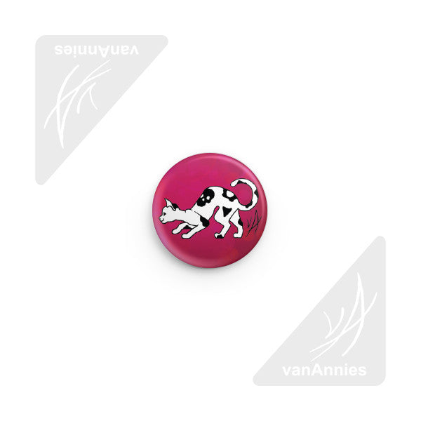 Chaos in Color Logo Pin-back Button