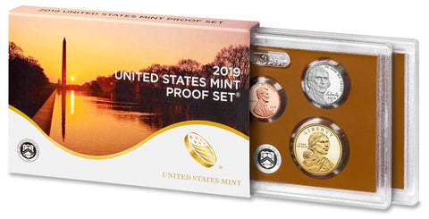 2019-S 10-coin Proof Set