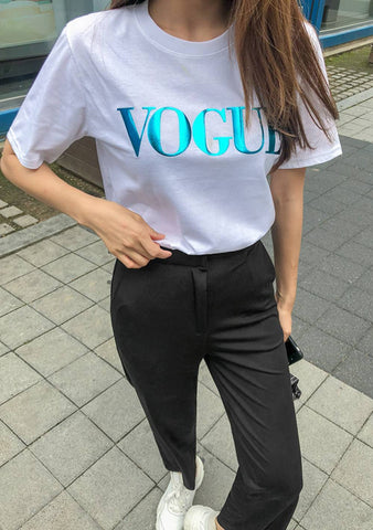 Vogue With Madonna T-Shirt