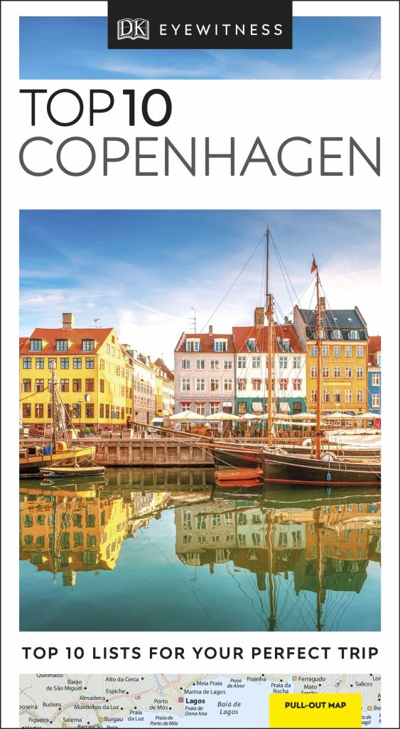 Top 10 Copenhagen  by DK Travel Guide Staff - 9780241364932