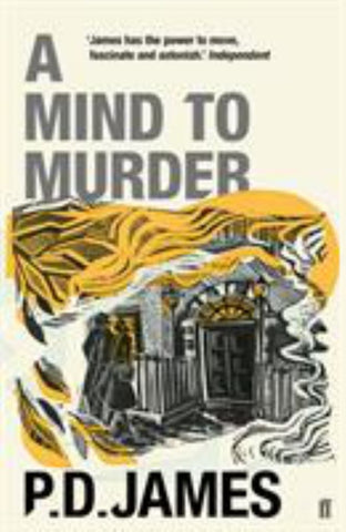 A Mind to Murder  by P. D. James - 9780571350780
