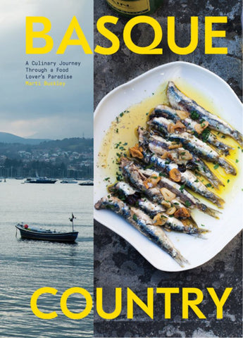 Basque Country  by Marti Buckley - 9781579657772