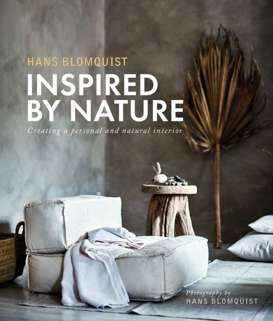 Inspired by Nature  by Hans Blomquist - 9781788790215