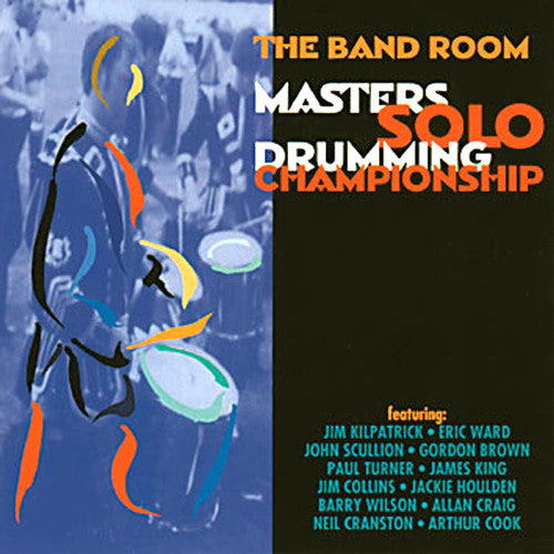 Various Artists - Masters Solo Drumming Championship 1997