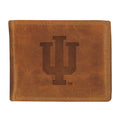 Indiana University Westbridge Leather Wallet