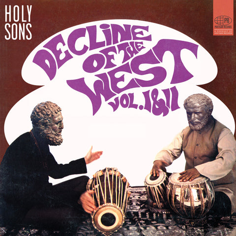 Holy Sons - Decline Of The West Vol. I & II (Deluxe Reissue)