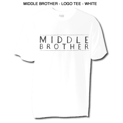 Middle Brother T-Shirt (White)