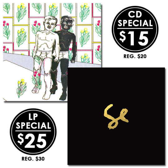 6 Degrees of Sylvan Esso - BOBBY + Sylvan Esso (LP or CD Bundle)