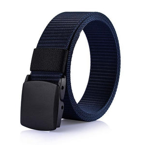Polymer Buckle Nylon Belt