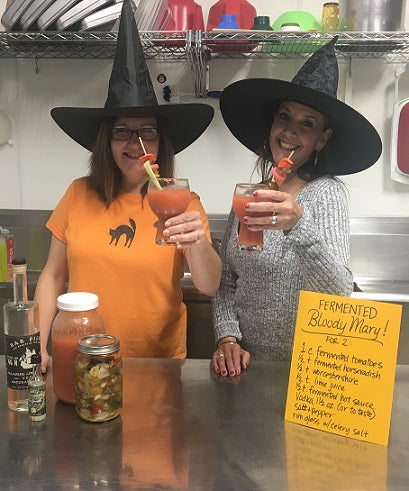 fermented bloody mary witches