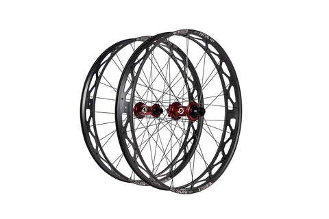 "I9 Hydra x Mulefut 80SL 27.5"" Fat Bike Wheelset"