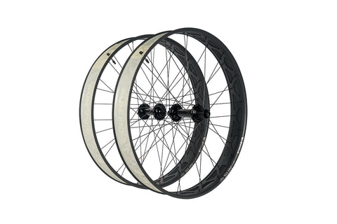 "Fyxation Blackhawk 27.5"" Fat Bike Wheelset"