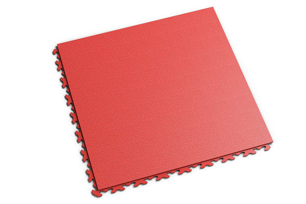Dalle PVC ROUGE - JOINTS INVISIBLES - PROMO-SOLS