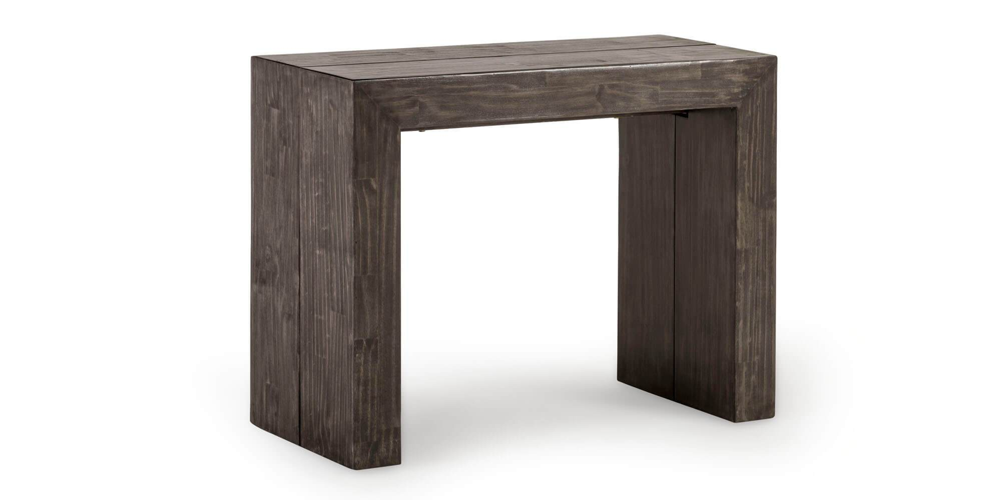 Transformer Table + Birch Grey