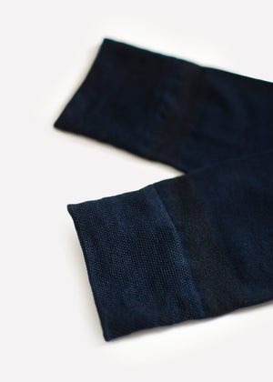 Mercerized Cotton - Navy thumbnail