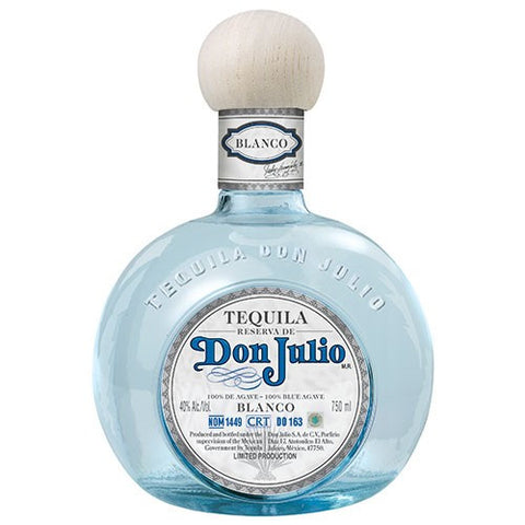 Don Julio Tequila Silver (750ml)