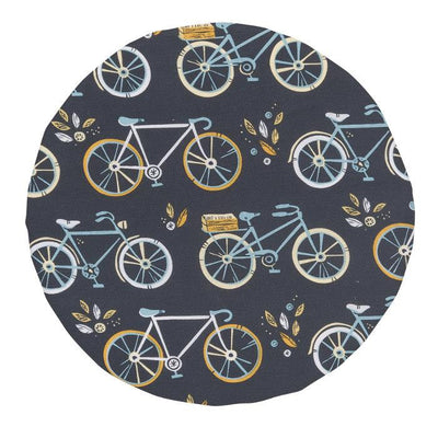 Now Designs Bowl Covers Set of 2, Sweet Ride