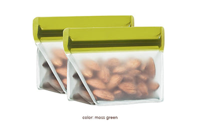 ReZip Stand-Up 1/2 Cup Leak Proof Reusable Storage Bag