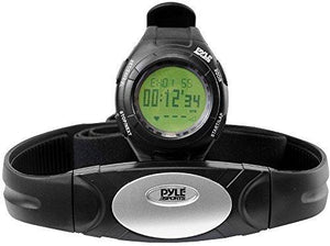 Pyle Advance Heart Rate Watch With 3D Walking And Running Sensor Phrm28