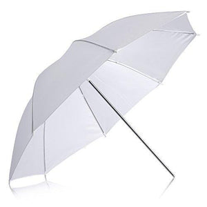 Neewer 33 Inch White Translucent Photo Studio Umbrella 10000125