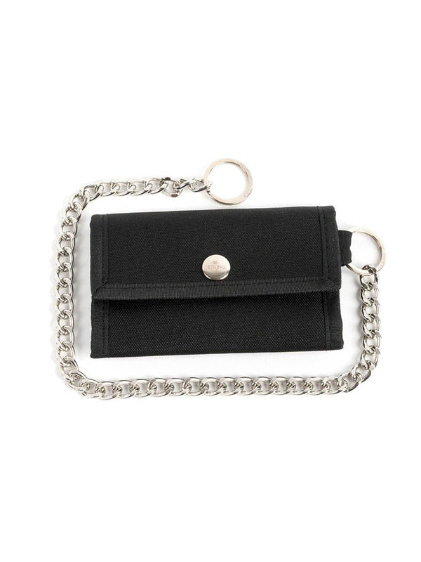 Judas Chain Wallet - Black