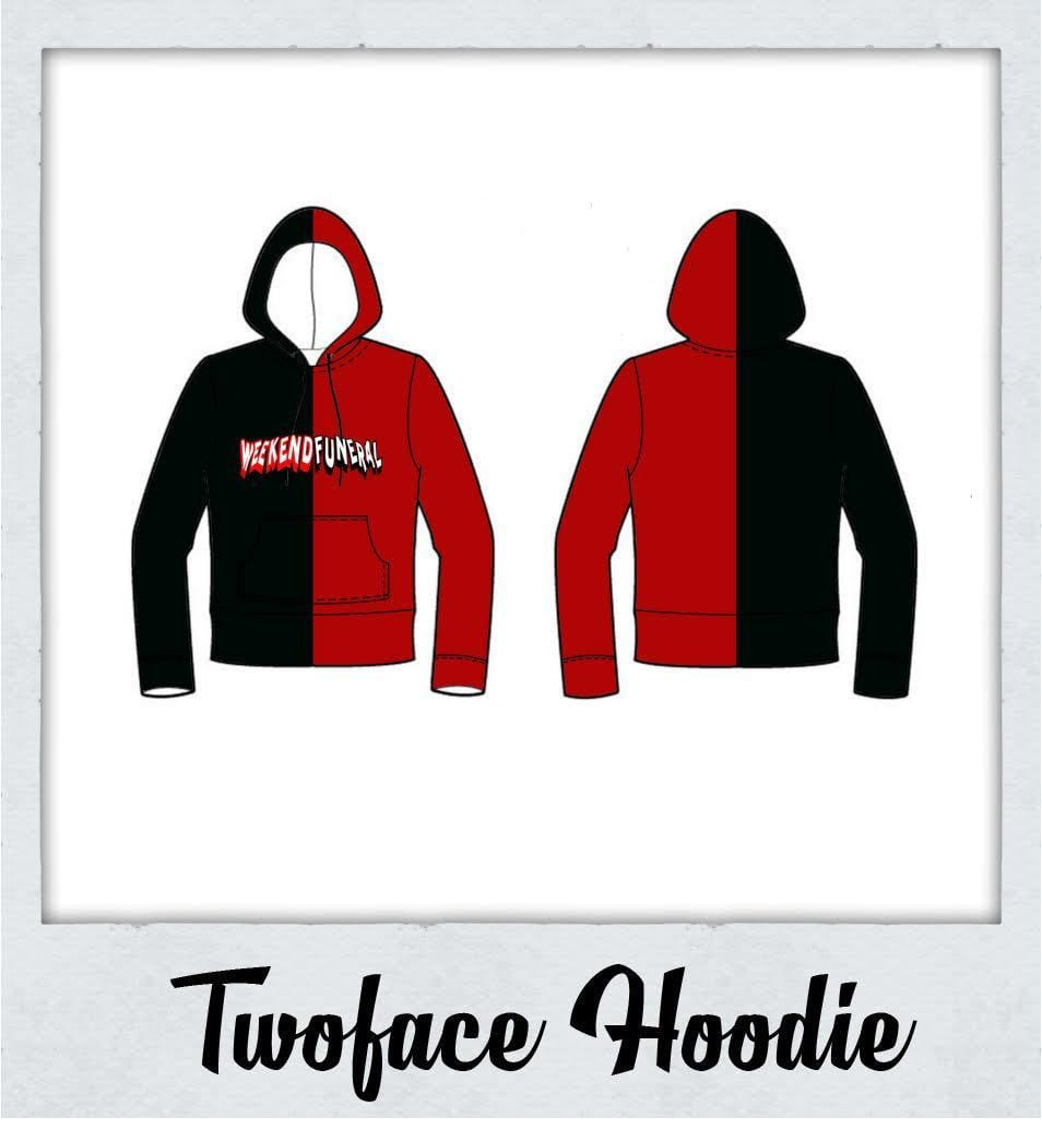 """Two Face"" - by WeekendFuneral - Streetwear to Die For"