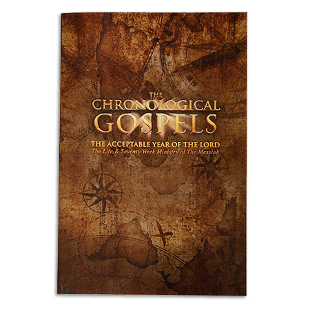 Picture of The Chronological Gospels Bible