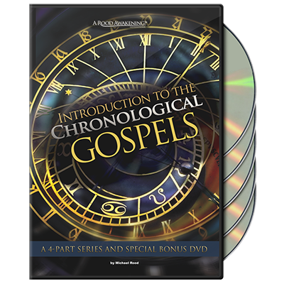 Picture of Introduction To The Chronological Gospels 4-DVD Set
