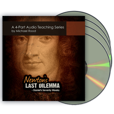 Picture of Newton's Last Dilemma (Audio CD)