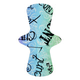 Custom Order - ADULT PRINT C@@T - Lady Days Cloth Pads