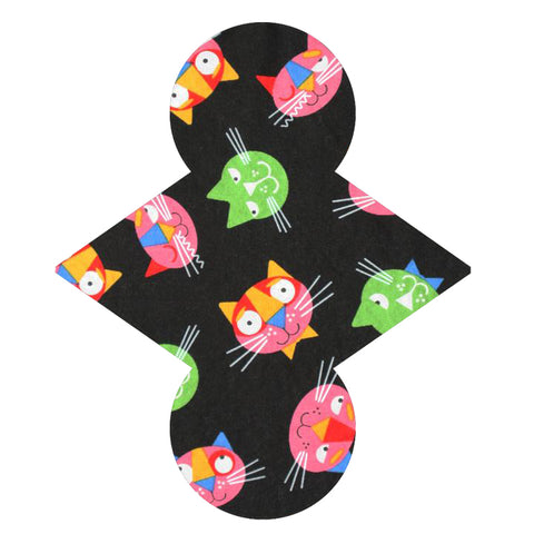Custom Order - Cat Heads - Lady Days Cloth Pads