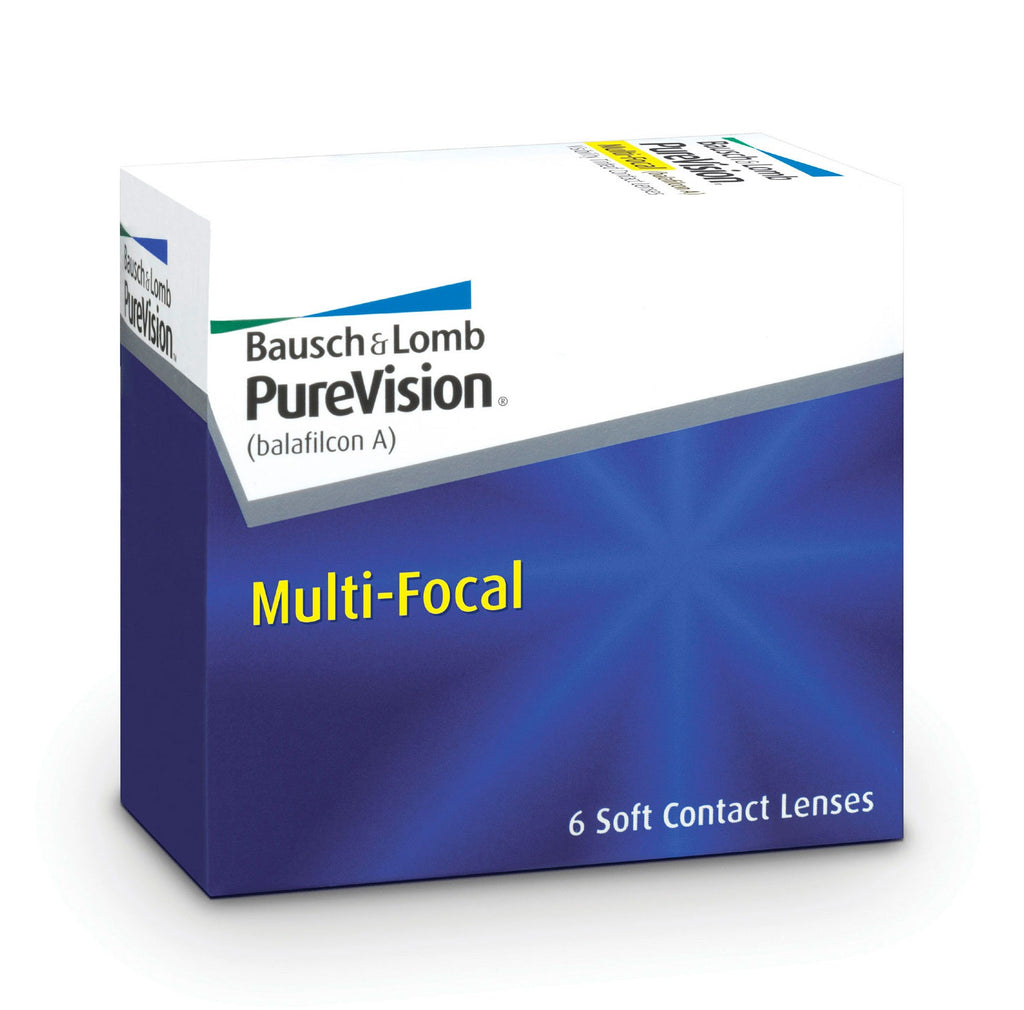 PureVision Multi-Focal (6-pack)