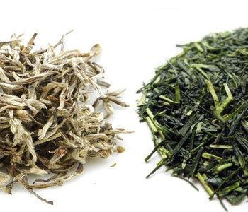 White tea and some green teas taste just like hot water to me? How do I get more flavor?