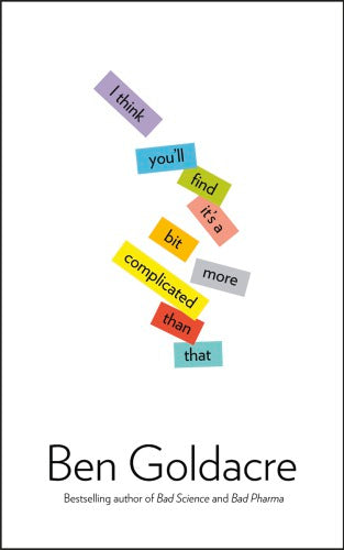 I Think You'll Find It's a Bit More Complicated Than That (ebook)