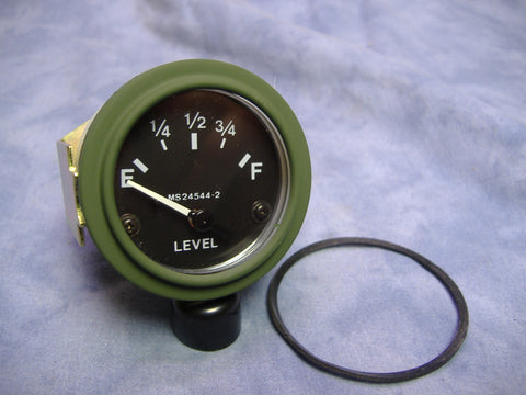 FUEL LEVEL GAUGE, MS24544-2