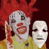 Evil Clown prosthetic mask