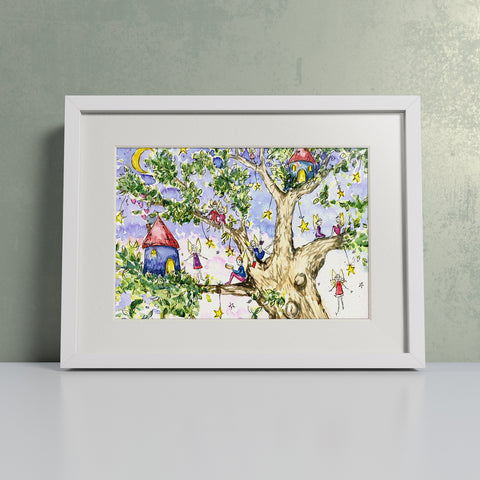 Fairy Tree House