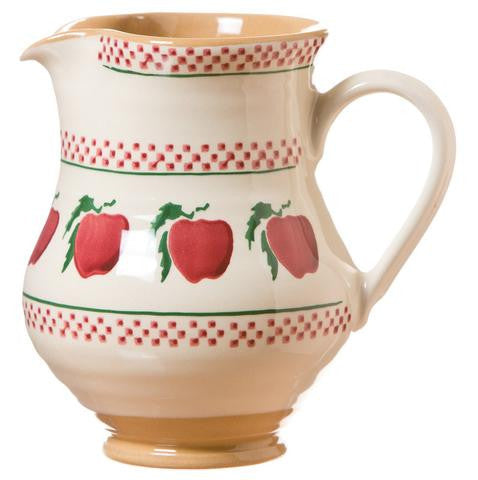 Apple Collection Medium Jug by Nicholas Mosse