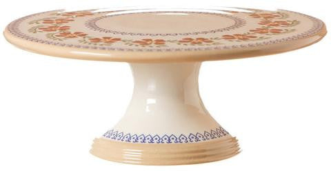 Old Rose Cake Stand by Nicholas Mosse