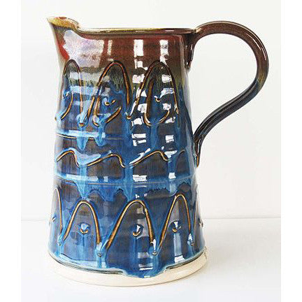 Caspian Blue Jug (Medium)