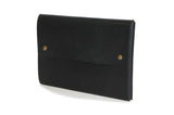 "No. 1214 - Standard Portfolio Case in Black (Fits 13"" MacBook Pro & iPad Pro)"