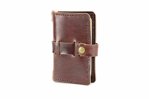 No. 1016 - Field Notes & Passport Cover in Havana Brown