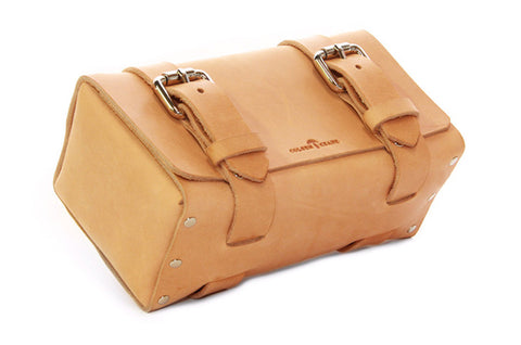 No. 215 - Small Travel Case in Natural Tan