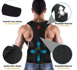 GYM LUX  Magnetic Therapy Posture Corrector
