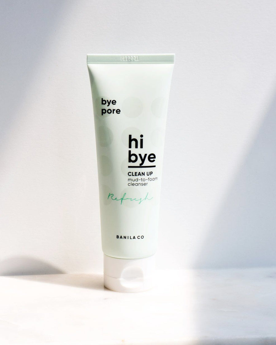 Banila Co, Hi Bye Mud To Foam Cleanser, skin care, skincare