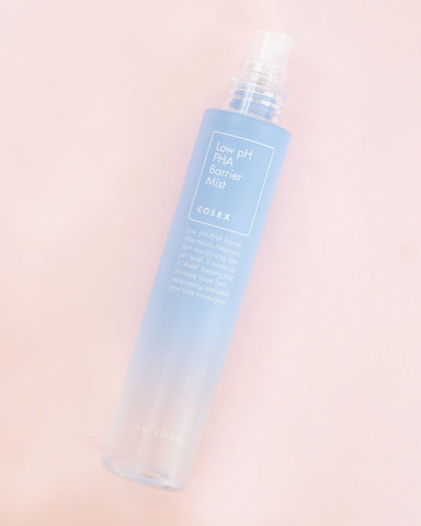 COSRX Low pH PHA Barrier Mist, skin care, skincare, clean beauty, vegan beauty, vegan skincare