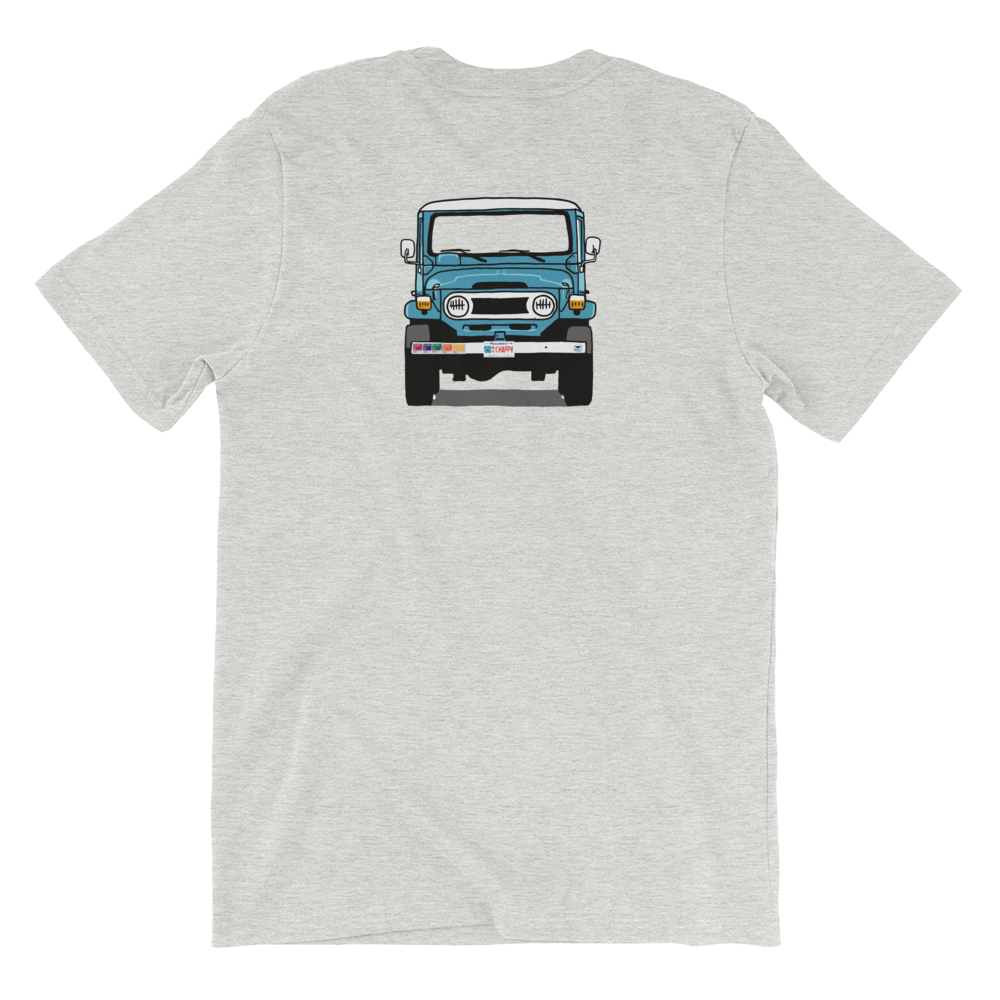 The Vintage Beach Cruiser T-Shirt